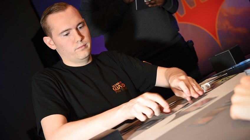 Pro Removed From $1.4 Million MagicTournament Accused Of Harassing Women