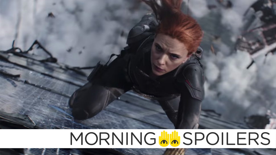 Kevin Feige Teases Big Surprises For Black Widow's Origin Story