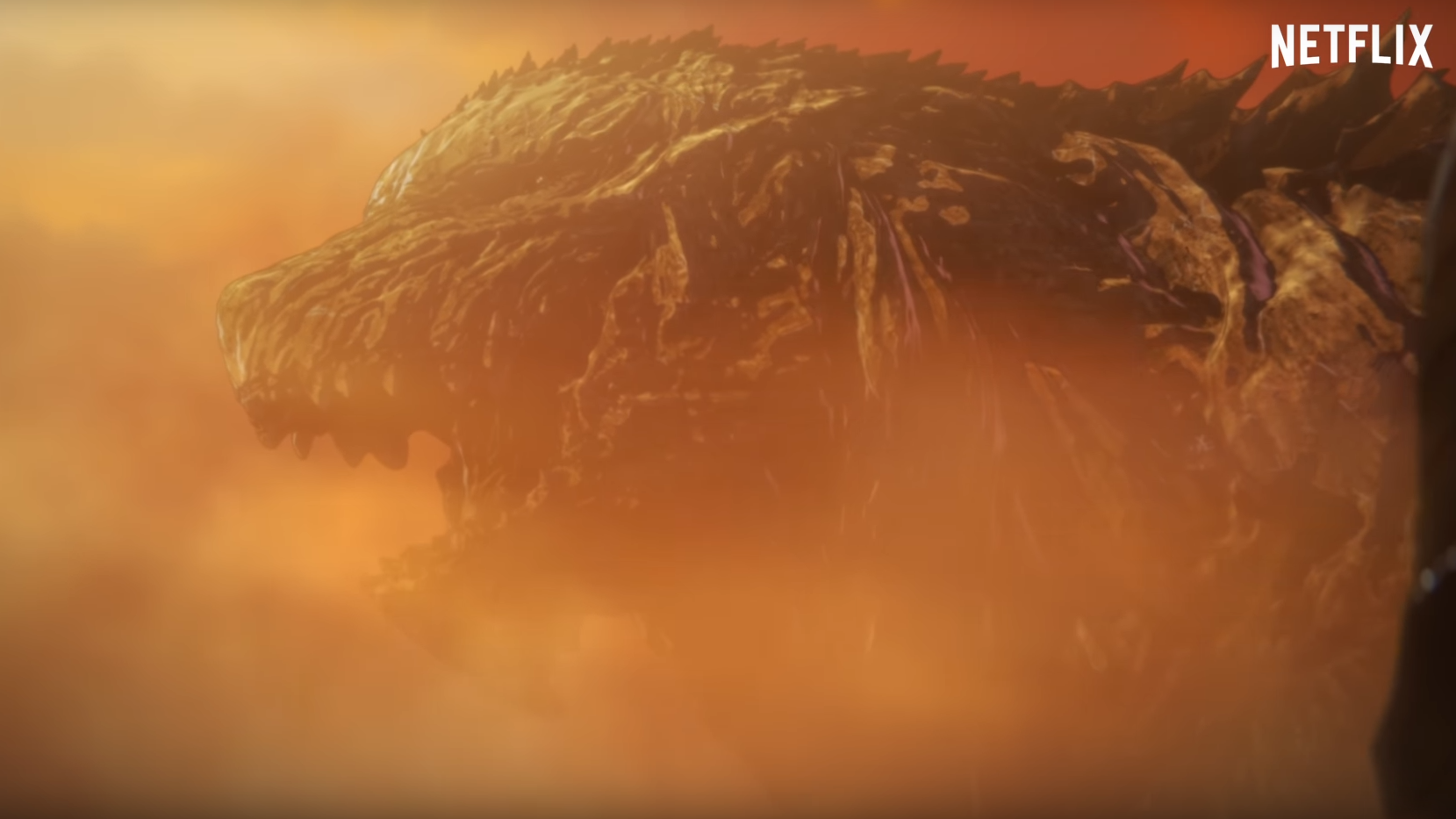 Get Ready For The Ultimate Kaiju Battle With This Godzilla: Monster Planet Release Trailer