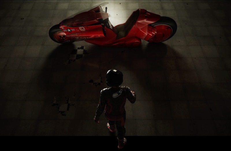 Akira Fans Pay Tribute To The Anime's Iconic Motorcycle