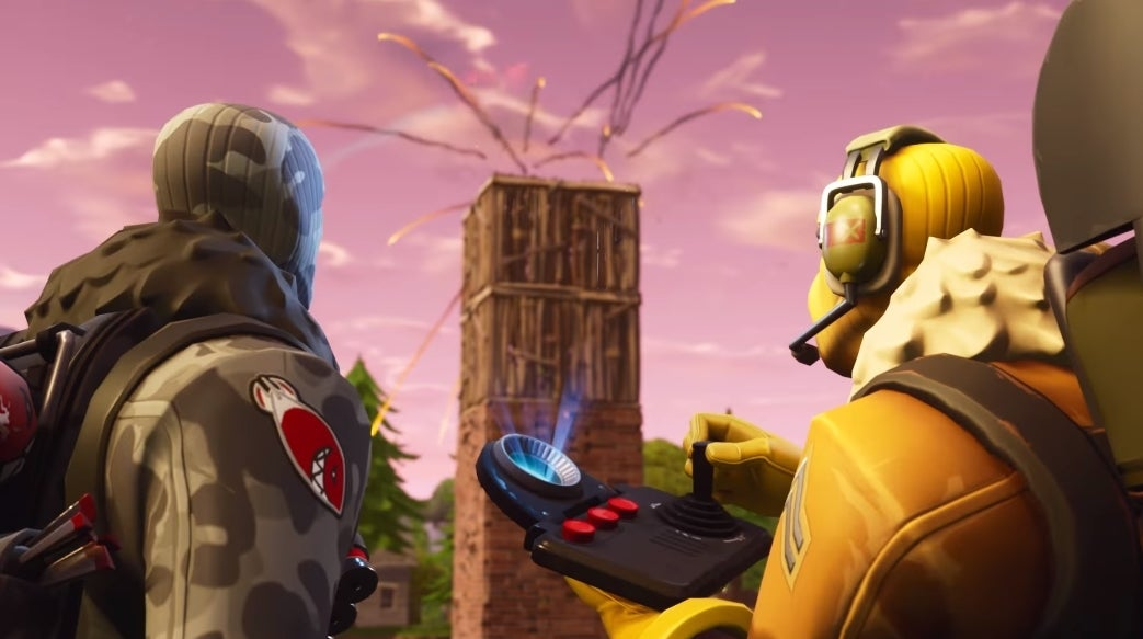 Epic Yanks Guided Missiles From Fortnite, At Least For Now