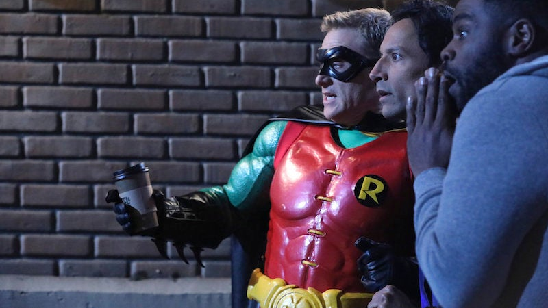 I'm Pretty Sure Powerless Is A Sequel To Gotham