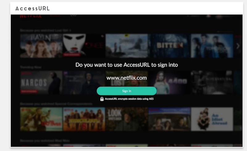 AccessURL Allows You To Share Your Online Accounts And Still Keep Your Password Safe