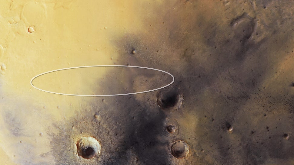 This Is Where Europe's Upcoming Rover Mission Will Explore Mars