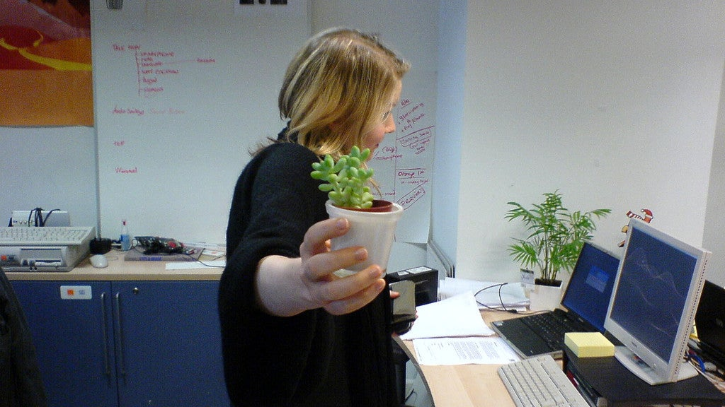 Ten Simple Ways to Make Your Office Look Cleaner Than It Really Is