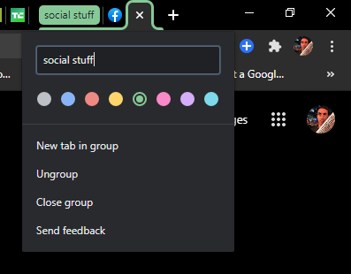 How To Enable Group Tabs On Chrome Right Now