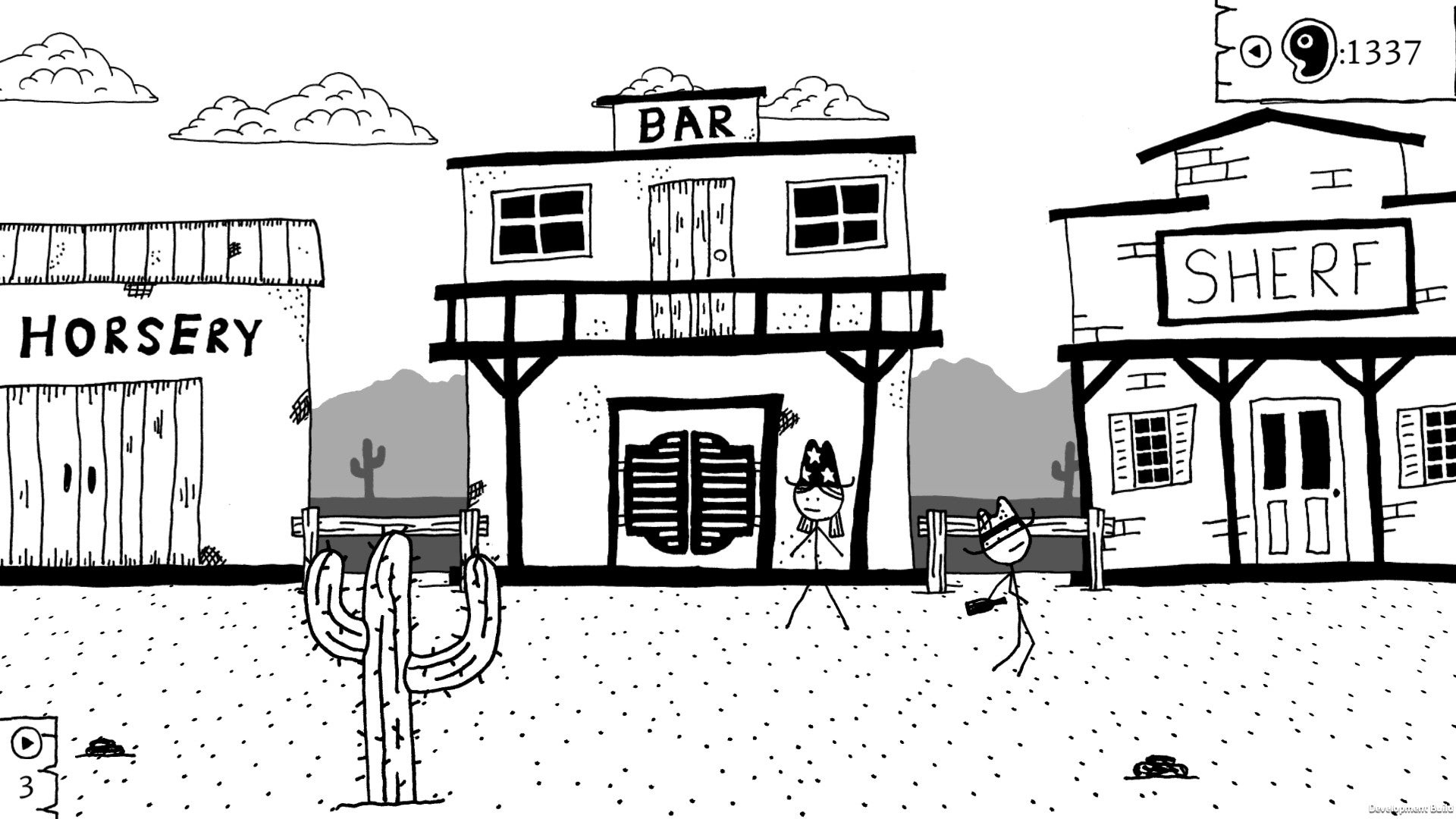 West Of Loathing Is A Very Funny Cowboy Game