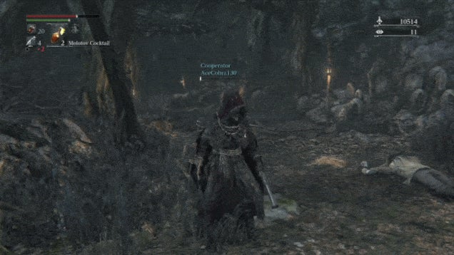 Some Bloodborne Deaths Are Just Mean
