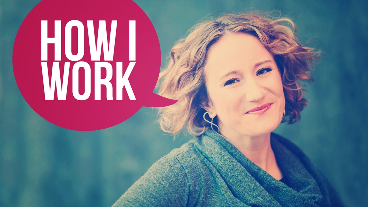 I'm danah boyd, Researcher at Microsoft, and This Is How I Work