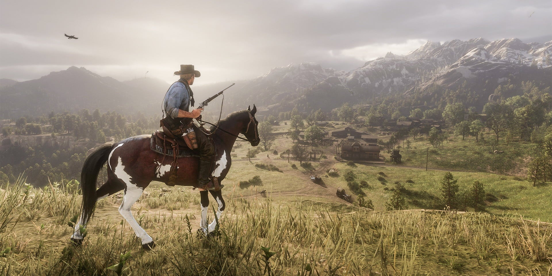 Red Dead Redemption 2 Is Coming To PCs
