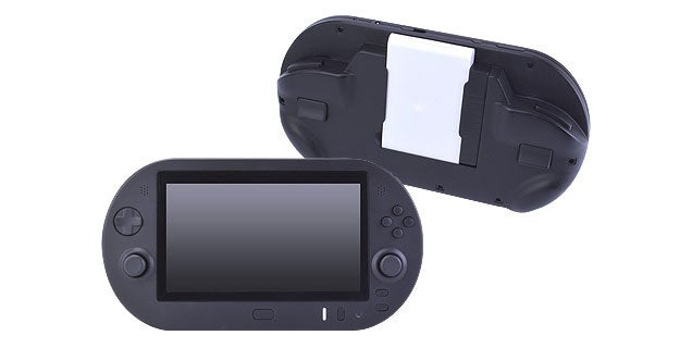 Giant Vita Is The World's Most Pointless Handheld