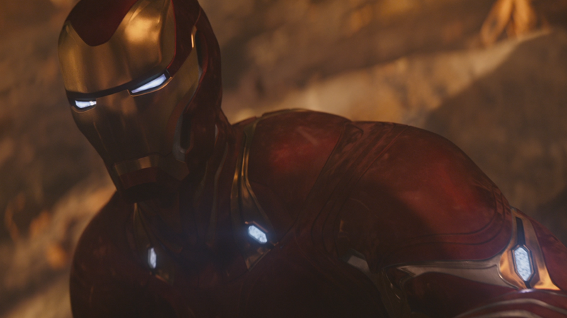 Tony Stark's Arc Reactor Is Back In Avengers: Infinity War, But Not For The Reason You Thought