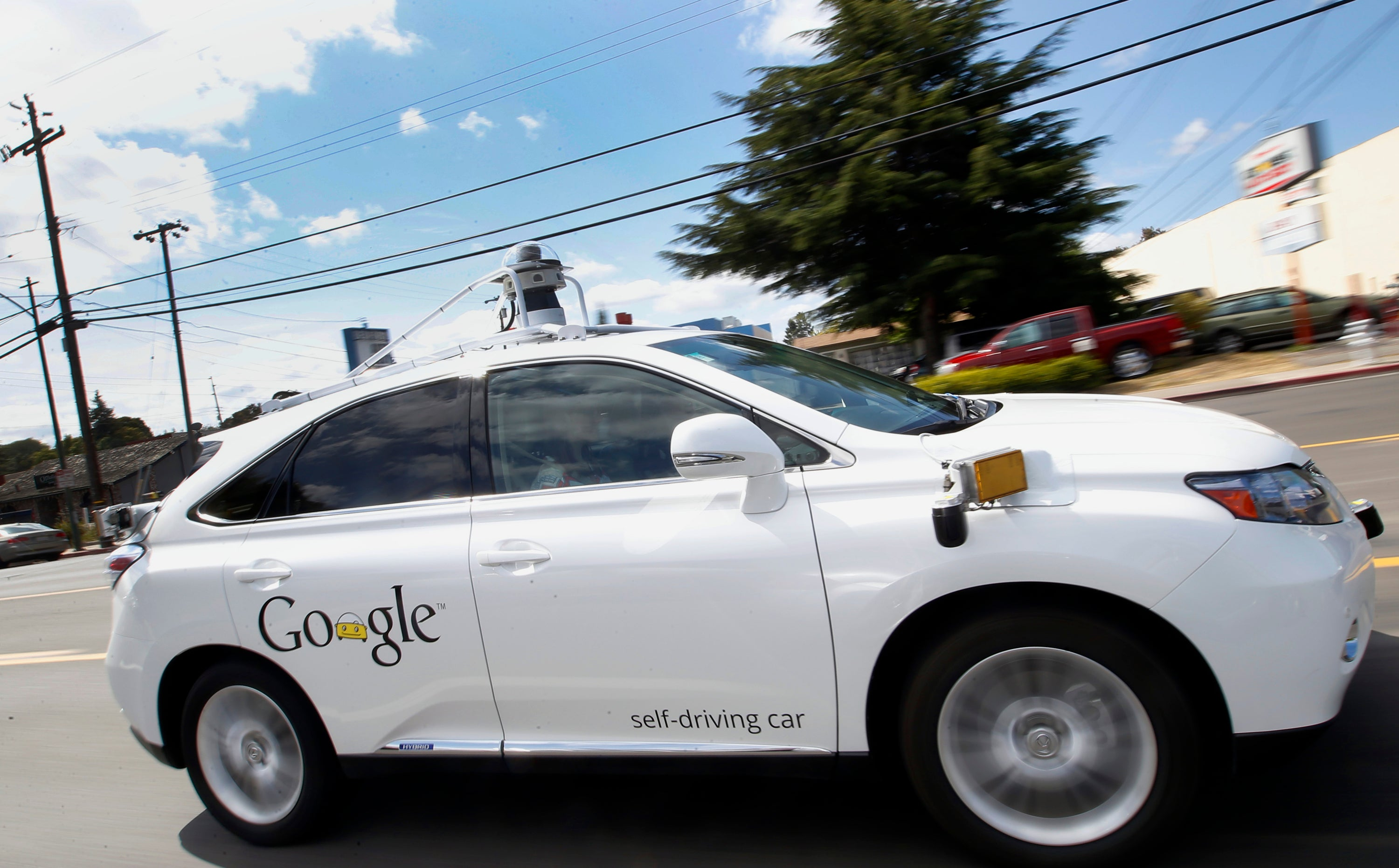 People Are Going To Honk At Self-Driving Cars Because Drivers Are Witless And Too Angry