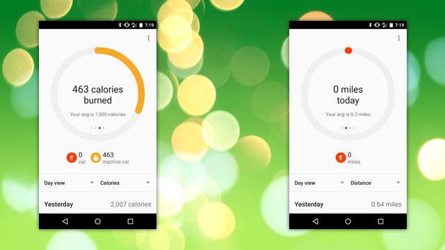 Google Fit Adds Distance Tracking, Calorie Estimates