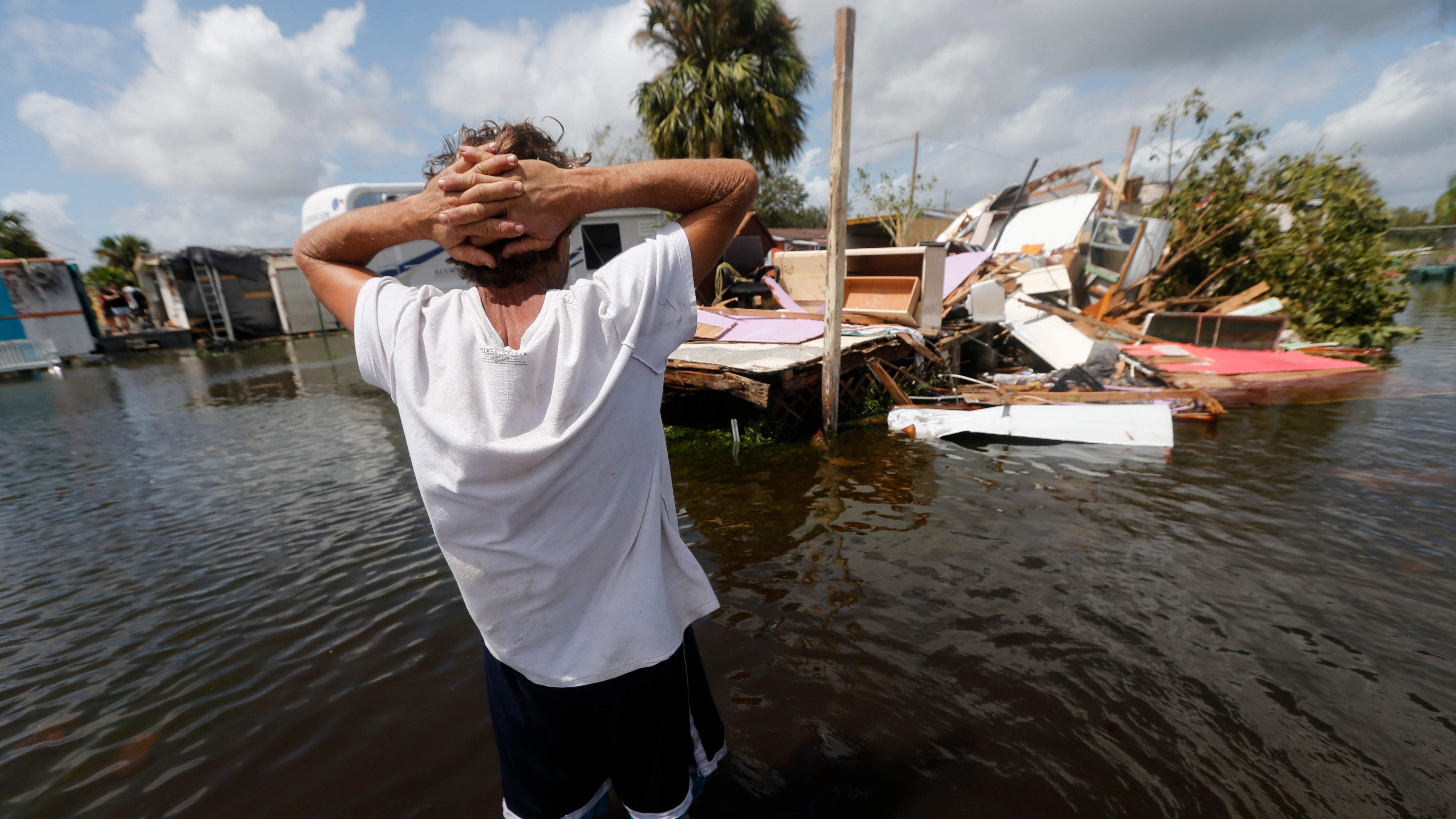 Irma Leaves Florida Streets Flooded With Raw Sewage