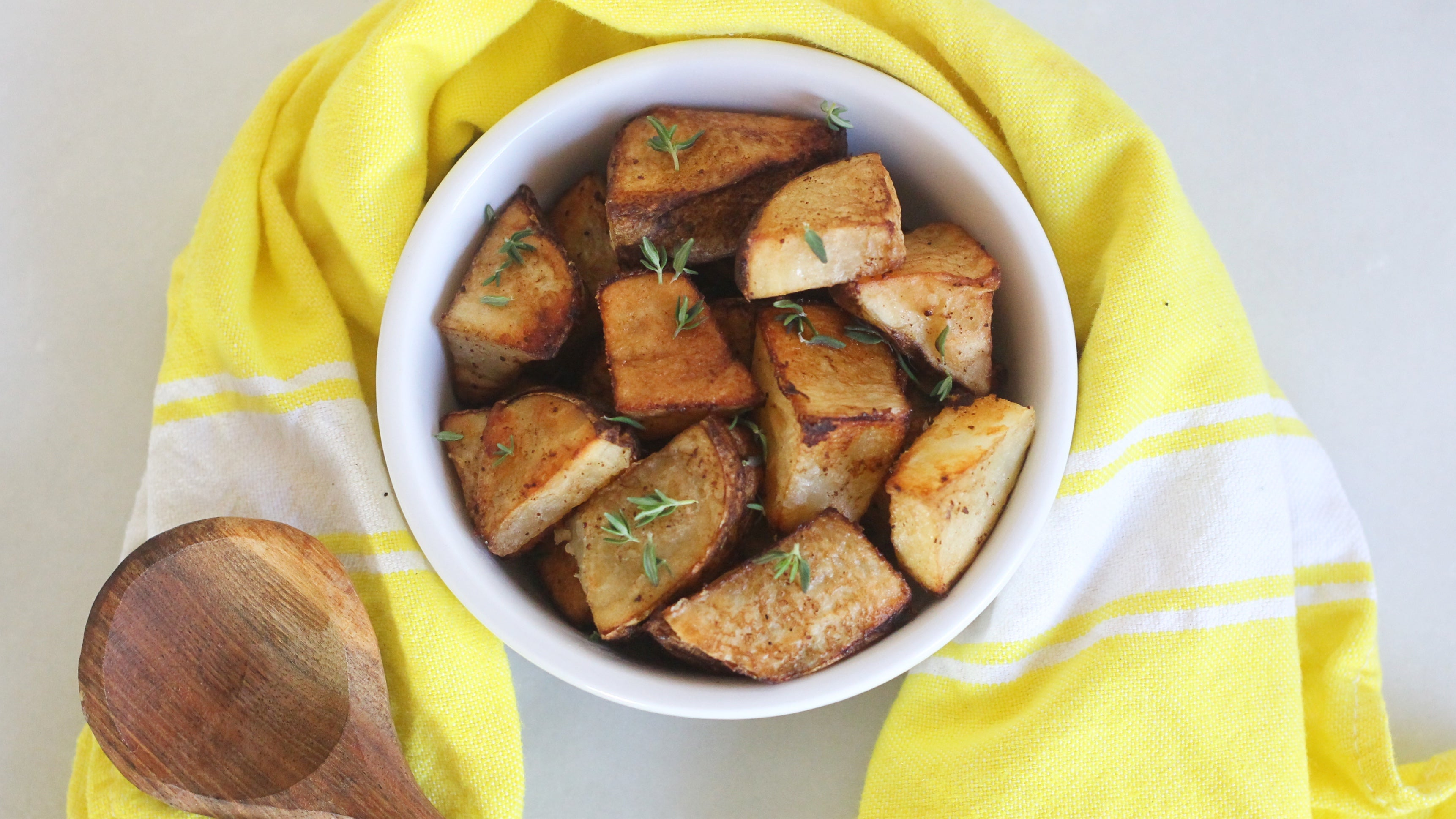 Use Stock To Season Your Roasted Vegetables