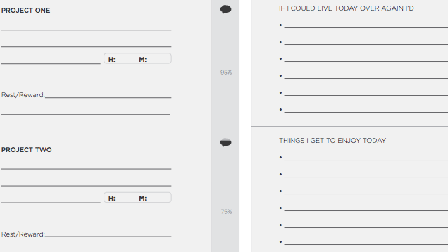 The Storyline Planner Helps You Get Things Done and Enjoy Your Day