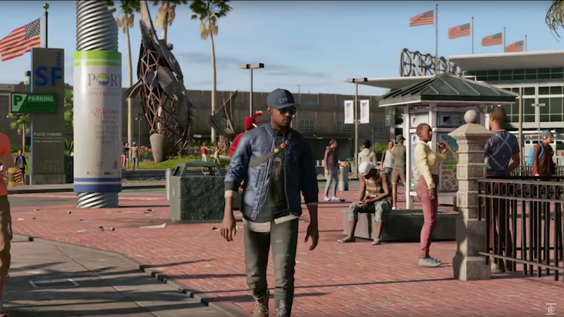 Watch Dogs 2 Will Patch Out 'Particularly Explicit' Genitalia