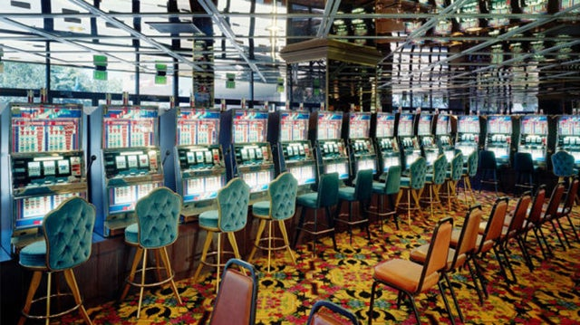 Casinos Look Incredibly Eerie Without All the People