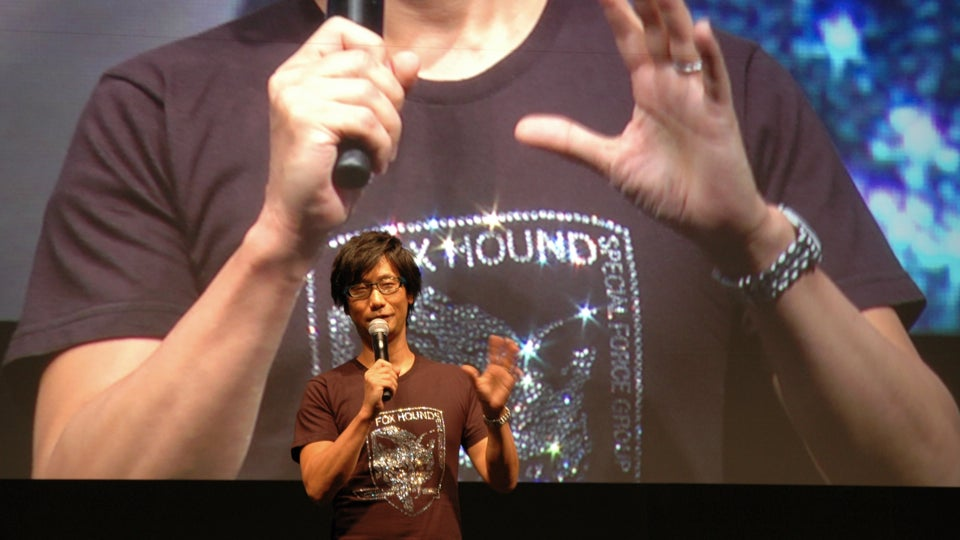 Hideo Kojima's Memories Of The PlayStation