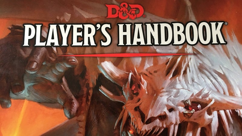 Make Your Player's Handbooks Infinitely More User-Friendly With Some Tabs