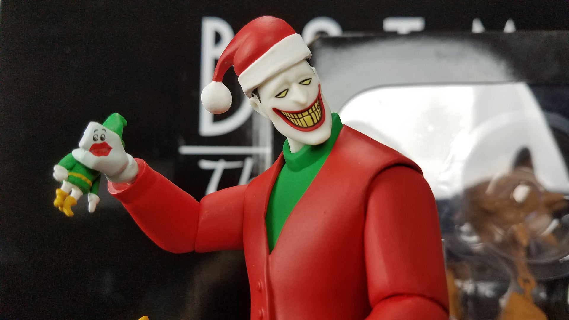 Christmas With The Joker.Toy Time S 2016 Holiday Gift Spectacular Kotaku Australia