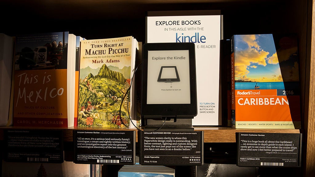 Before Buying A Kindle, Consider The Physical Book's Benefits