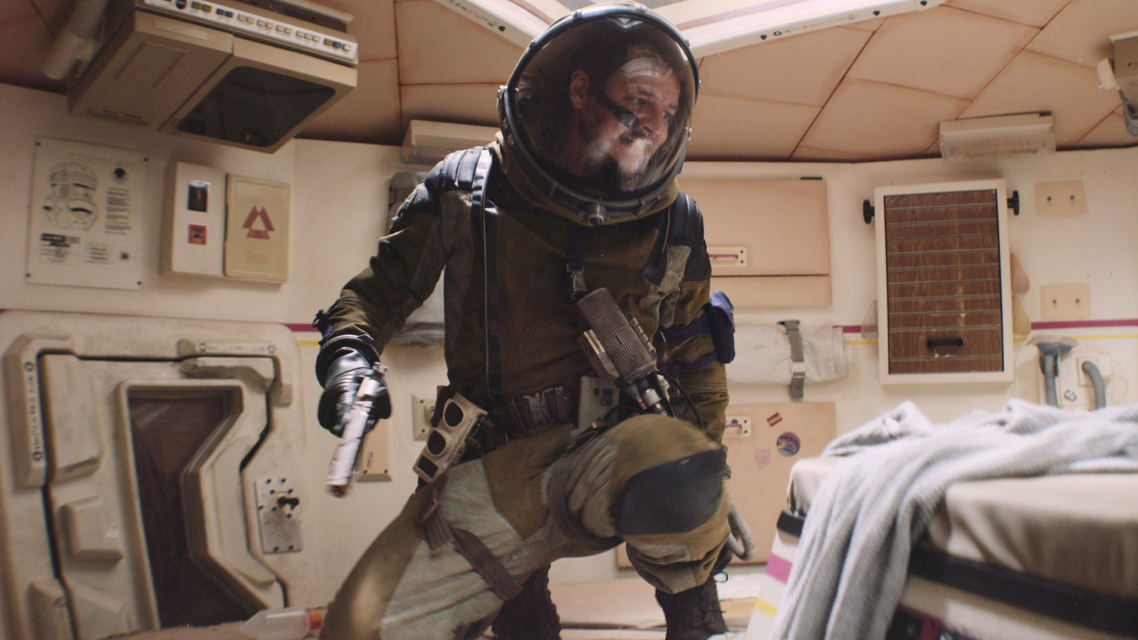 These First Images From The Scifi Film Prospect Are Very Intriguing