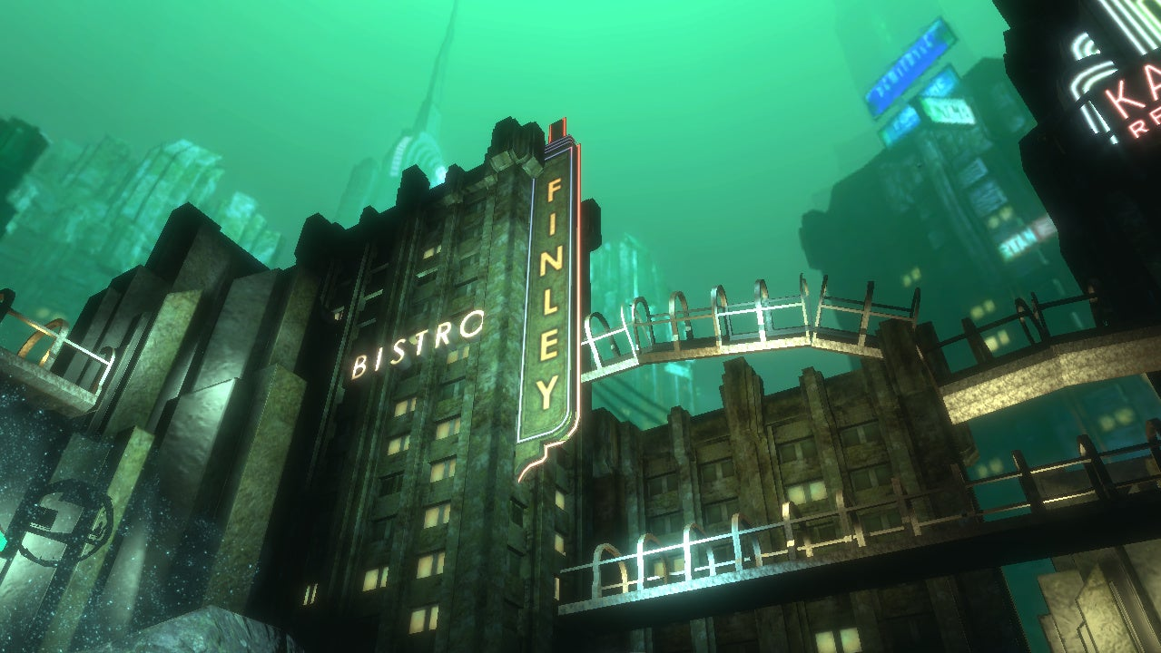 Some BioShock Music Sounds A Lot Like Parts of Classic Sci-Fi Movie 2001