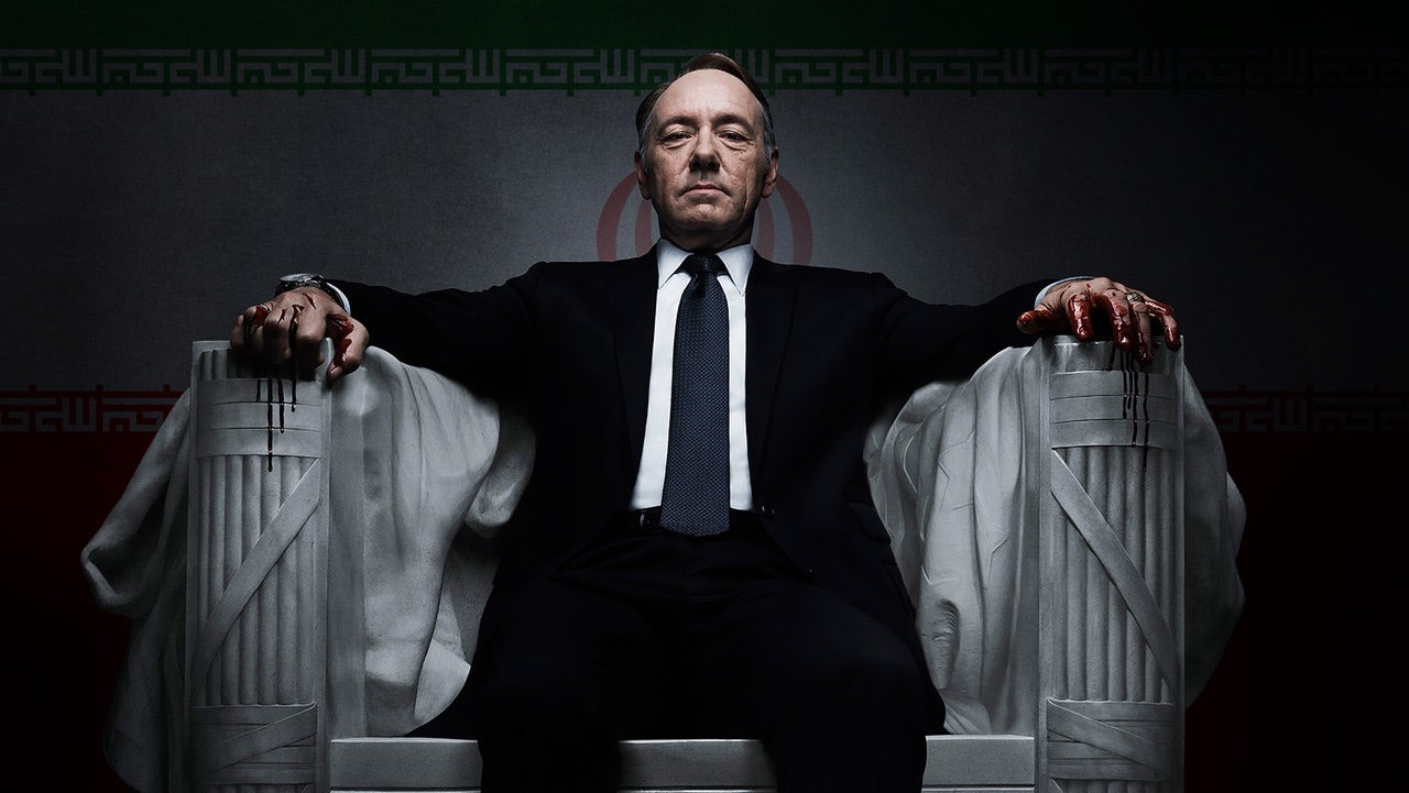 House of Cards Is Airing in Iran, But What About Those Sanctions?
