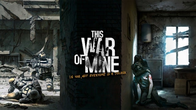 A Bleak Look at Trying to Survive in the Middle of a War