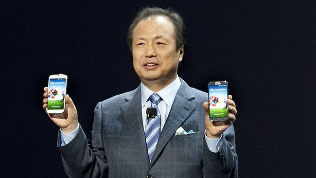 Samsung Has a New Smartphone Boss