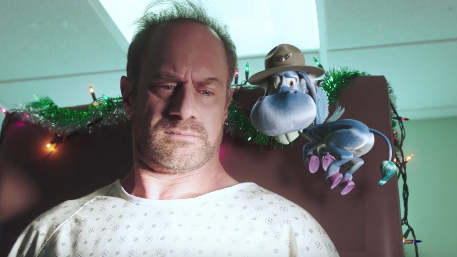 The First Trailer For Syfy's Happy! Looks Like Who Framed Roger Rabbit On Speed