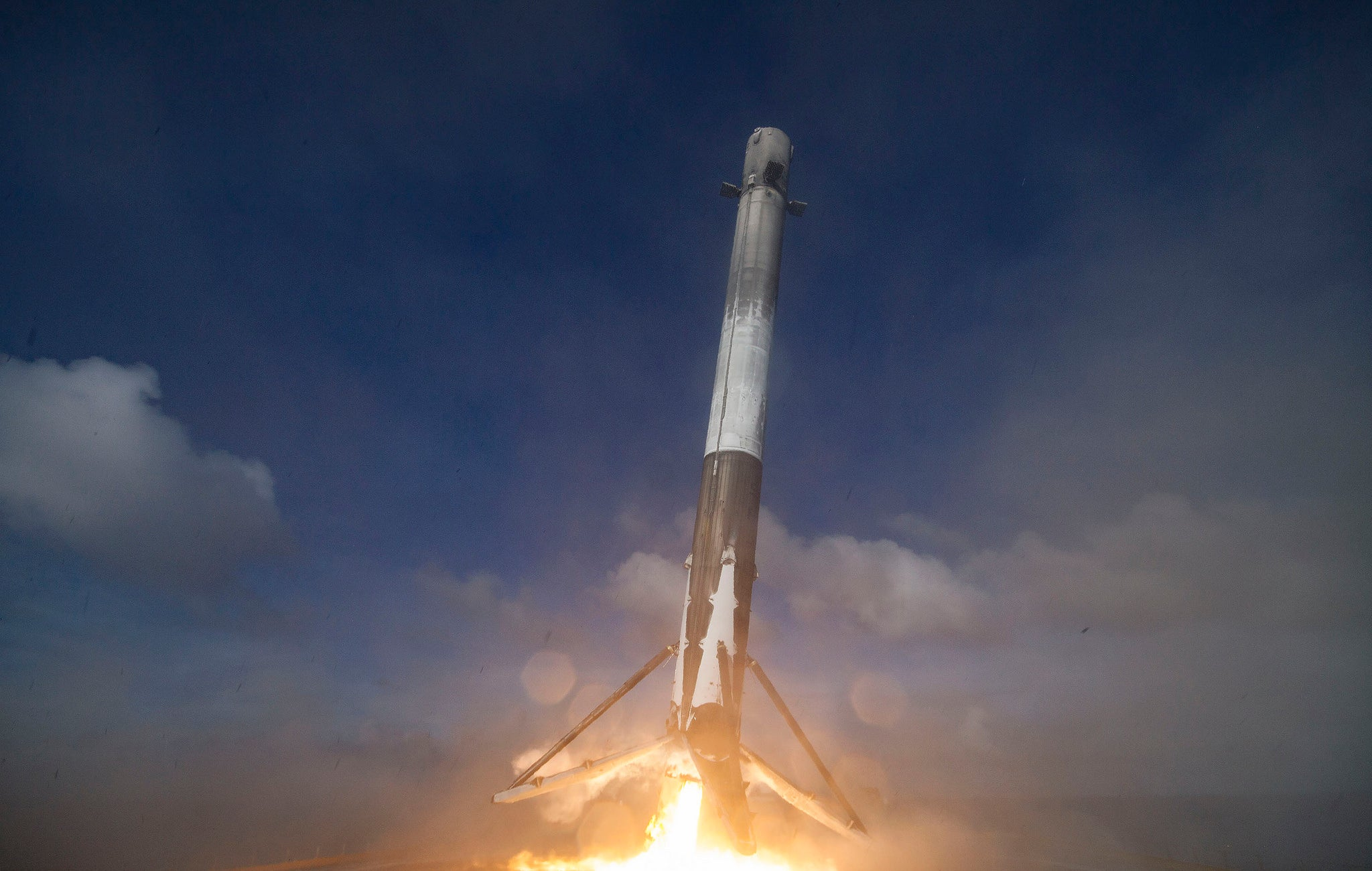 Watch SpaceX Launch A Rocket For The First Time In Months