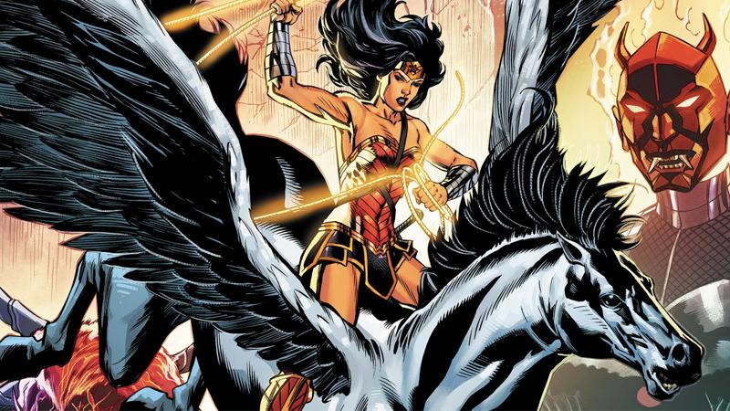 Ms MarvelWriter G. Willow Wilson Is Taking Over Wonder Woman