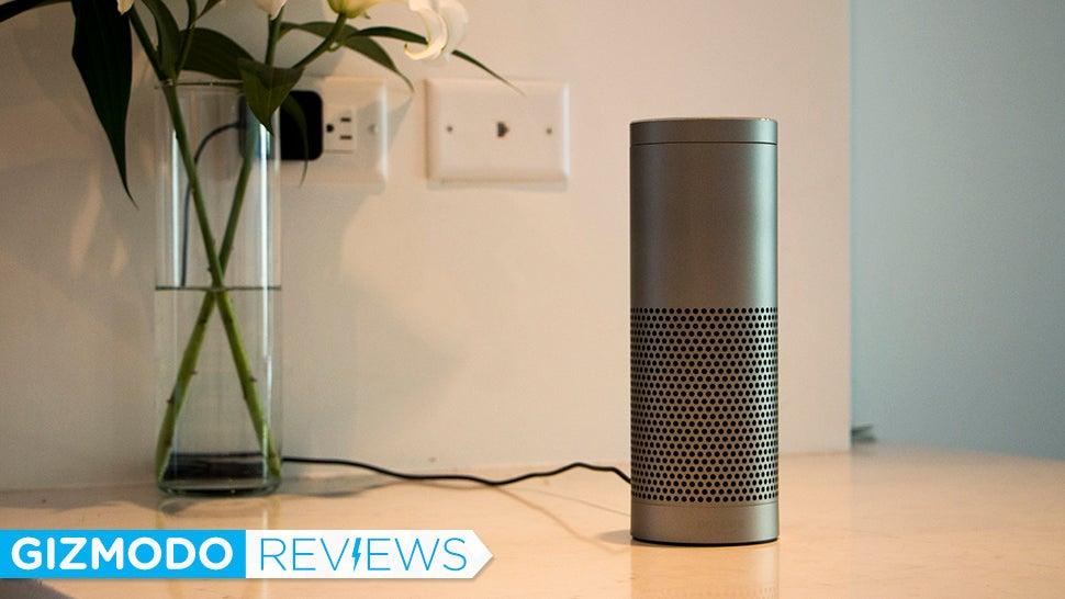 Amazon Echo Plus: The Gizmodo Review