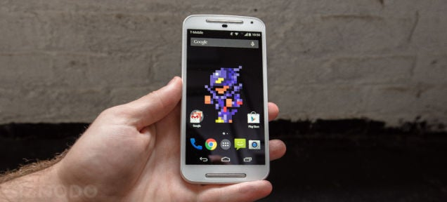 The Budget Moto G Is The First Phone To Get Android 5.0