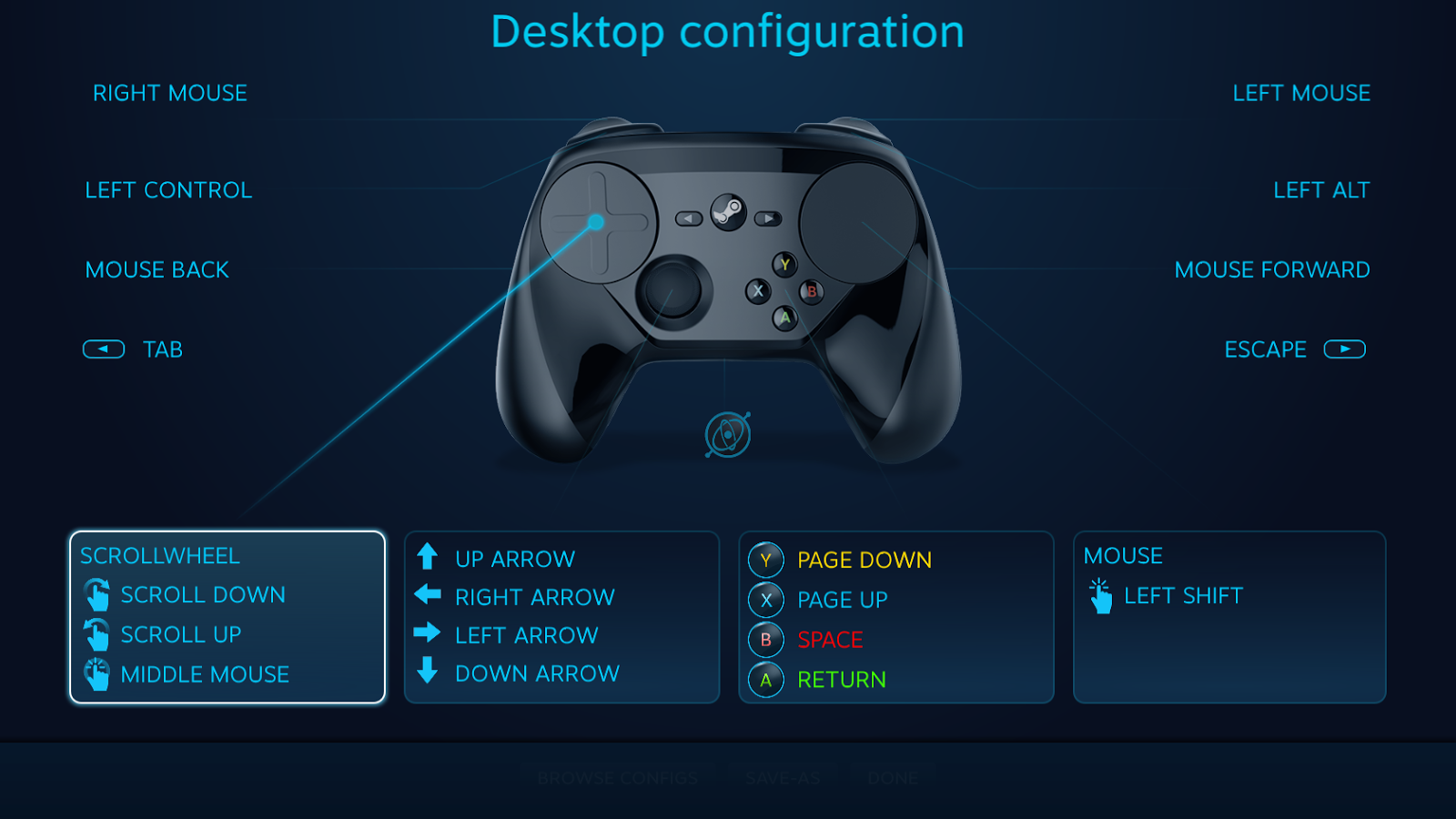 The Steam Controller Is the PC Controller I've Been Waiting For
