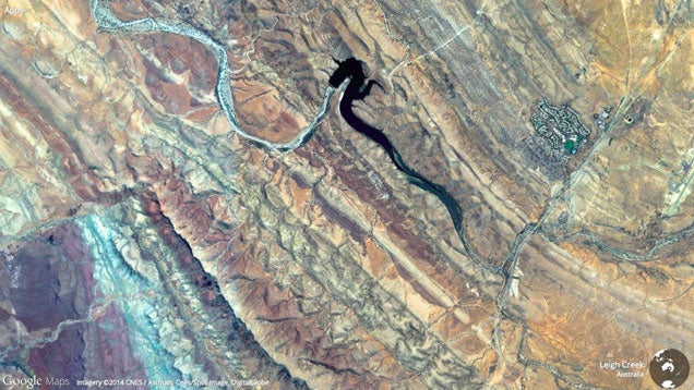Earth View from Google Maps Puts Stunning Photos in the New Tab Page