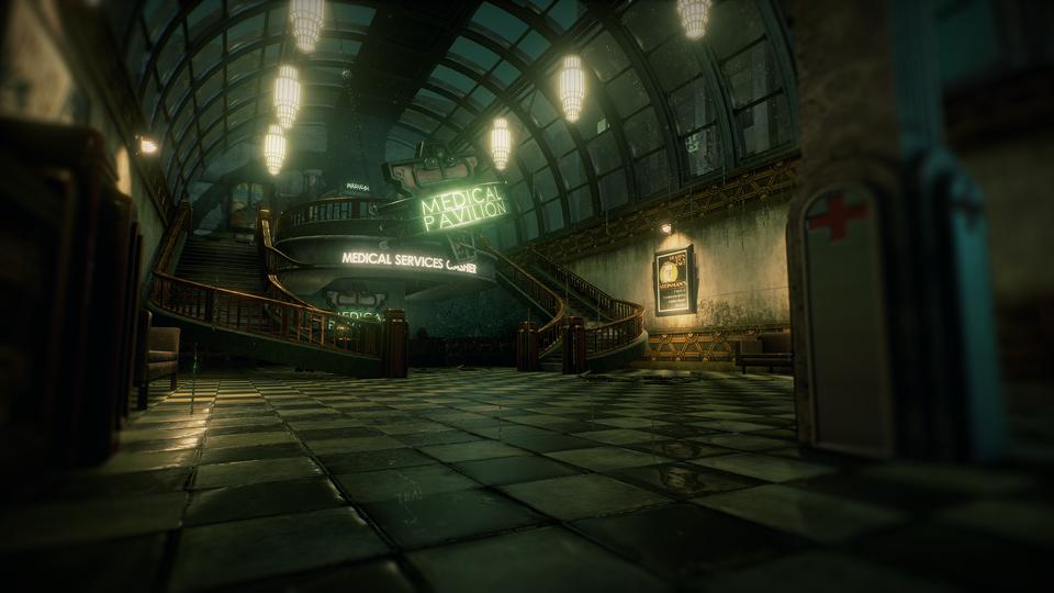 BioShock Looks Far More Crisp in Unreal Engine 4