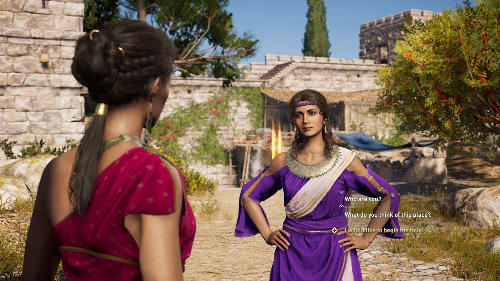 Assassin's Creed Odyssey's Discovery Tour Mode Lets You Ride Around On A Unicorn And Take Quizzes