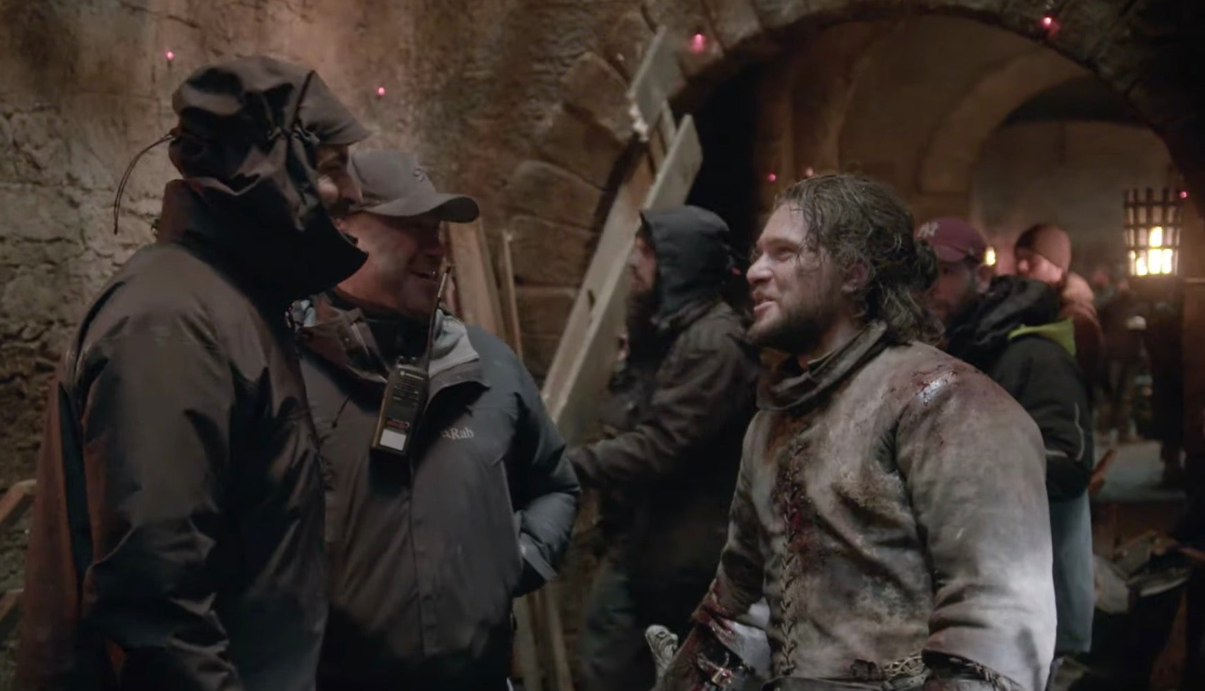 Dig Deep Into Game Of Thrones' 'Long Night' With This 40-Minute Behind The Scenes Video
