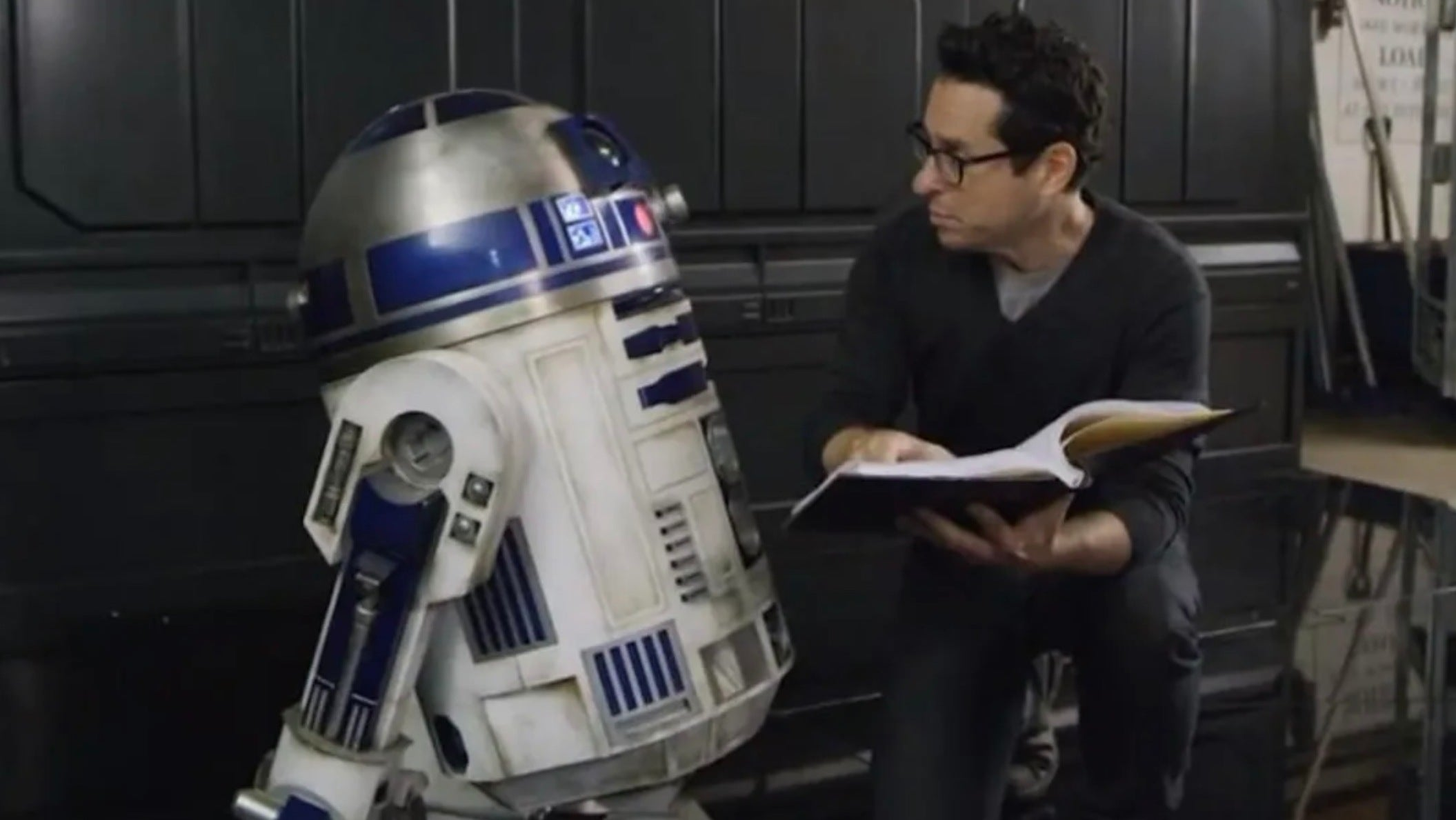 J.J. Abrams Talks About The Immense Responsibility Of Star Wars: Episode 9