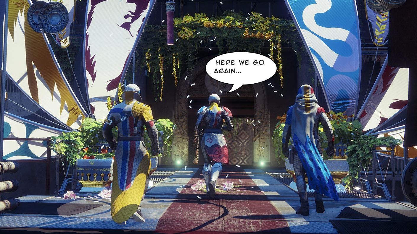 Destiny 2's Guardian Days Is Another Boring Bounty Fest So Far