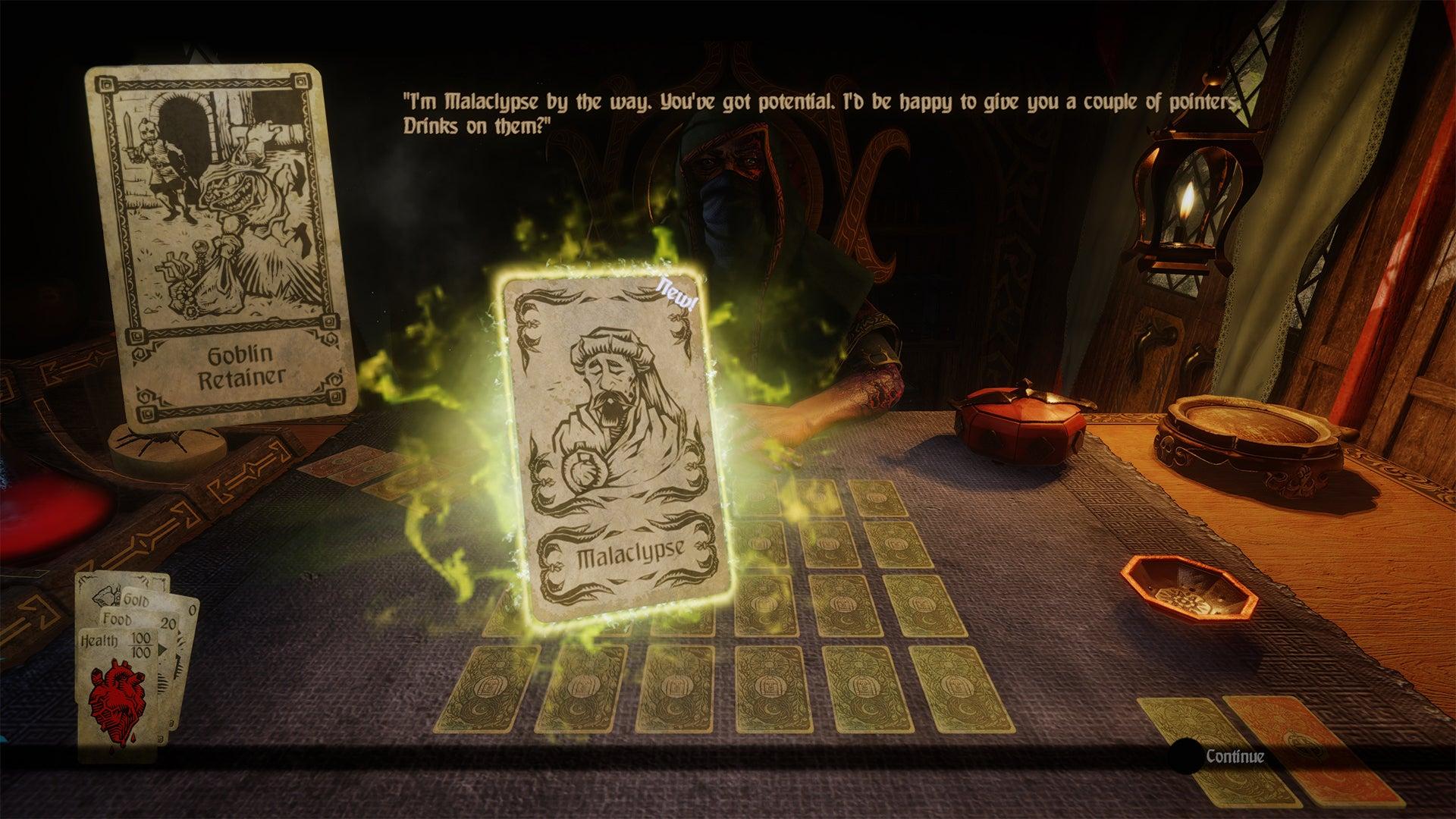 Hidden Gem Hand of Fate Gets A Sequel Early Next Year