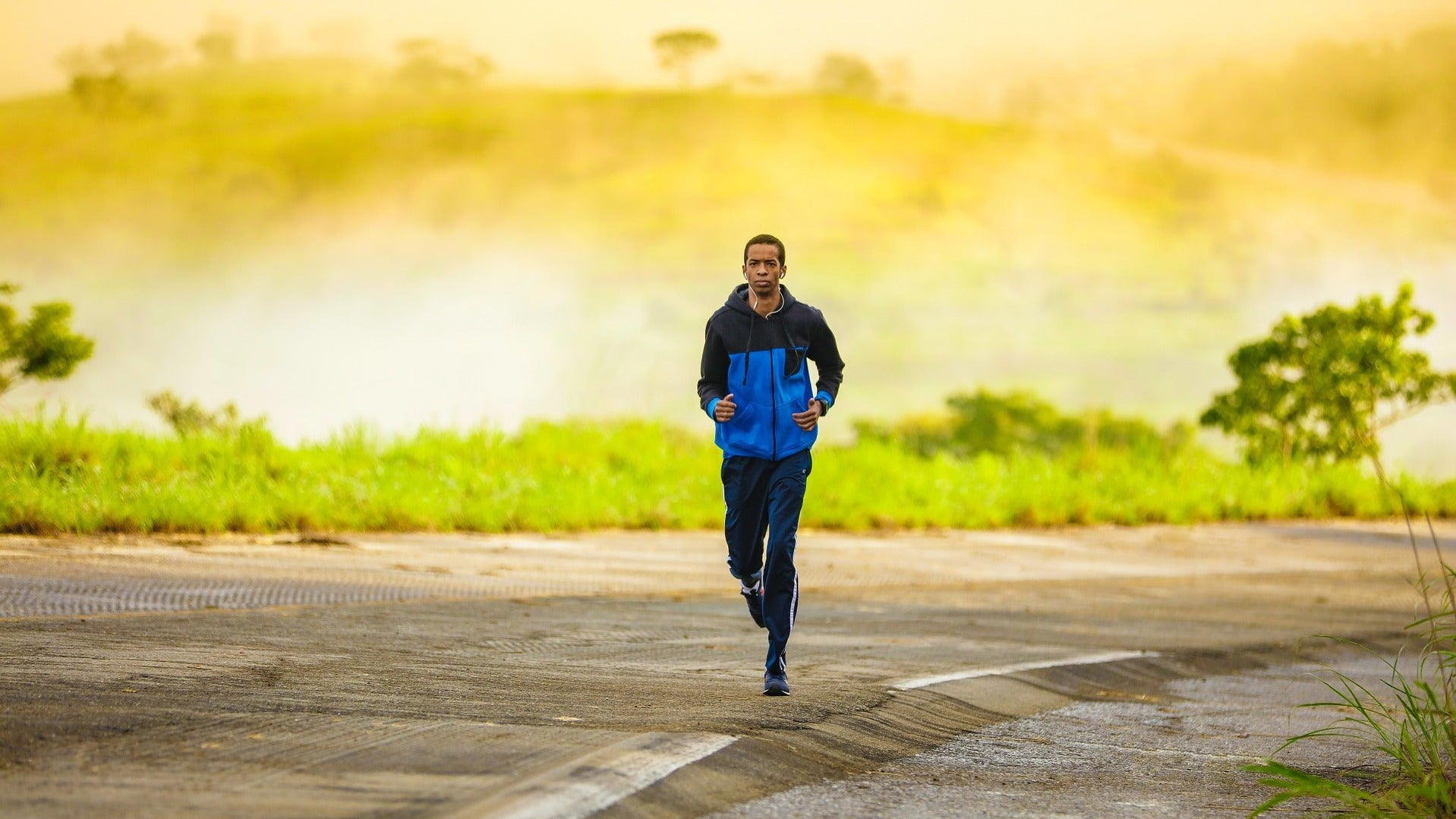 This Week, Challenge Yourself With A Tempo Run