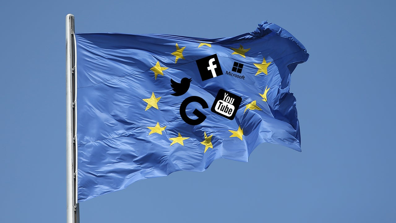 EU To Facebook And Twitter: Crack Down On Hate Speech, Or Else