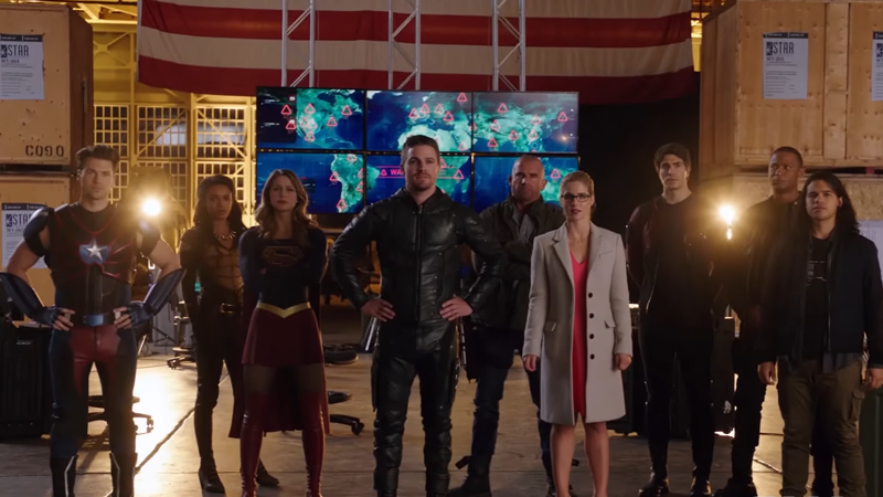 The First Big Story Details For The CW/DC Crossover Event Are Here