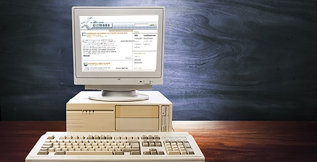 What's The Earliest Trace Of Yourself You Can Still Find Online?