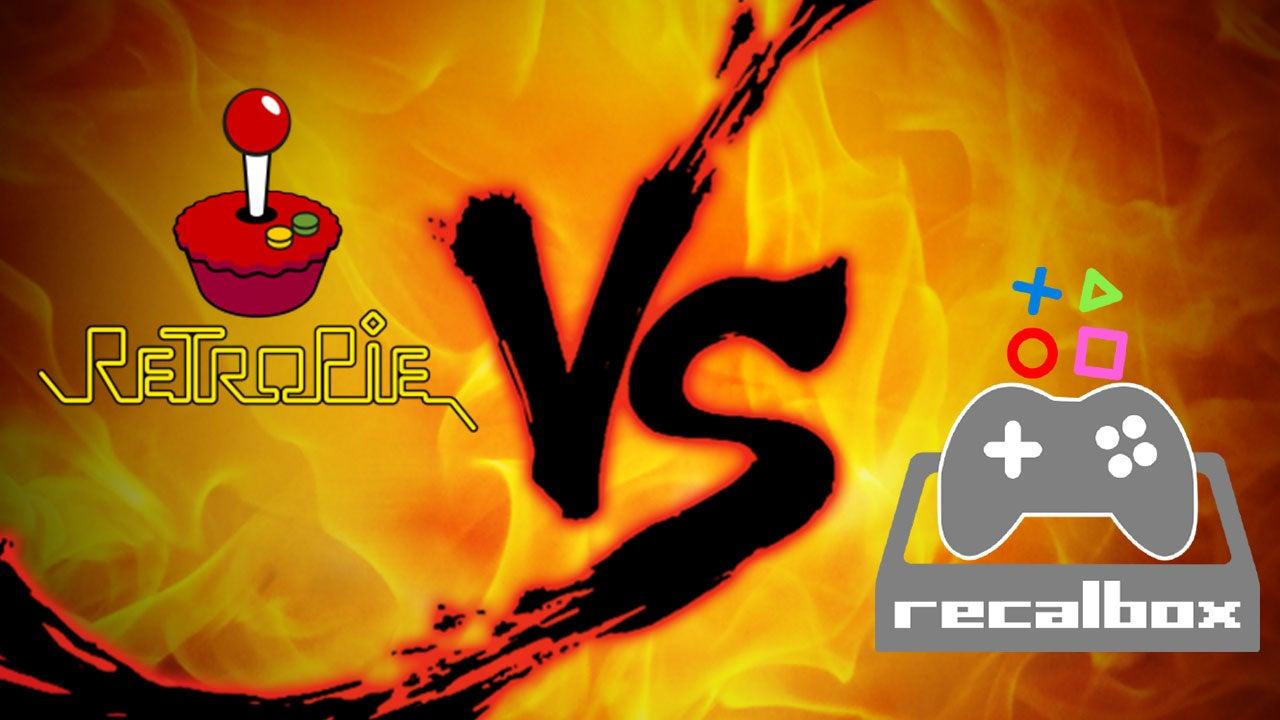 DIY Retro Game System Showdown: RetroPie vs. Recalbox